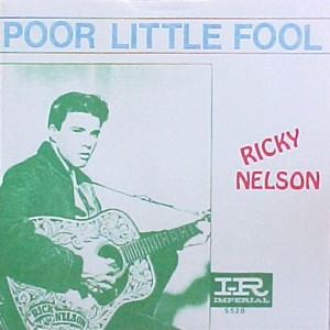 Image result for ricky nelson poor little fool